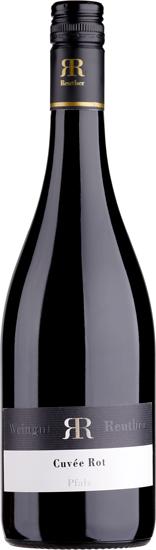 Cuvée Rot – Pfälzer Wein des Weinguts Reuther