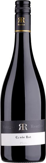 Cuvée Rot. Pfälzer Wein aus dem Weingut Reuther