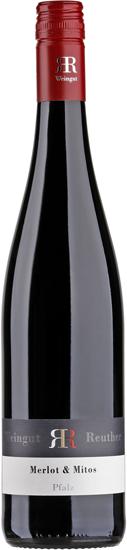 Merlot Mitos – Pfälzer Wein aus dem Weingut Reuther